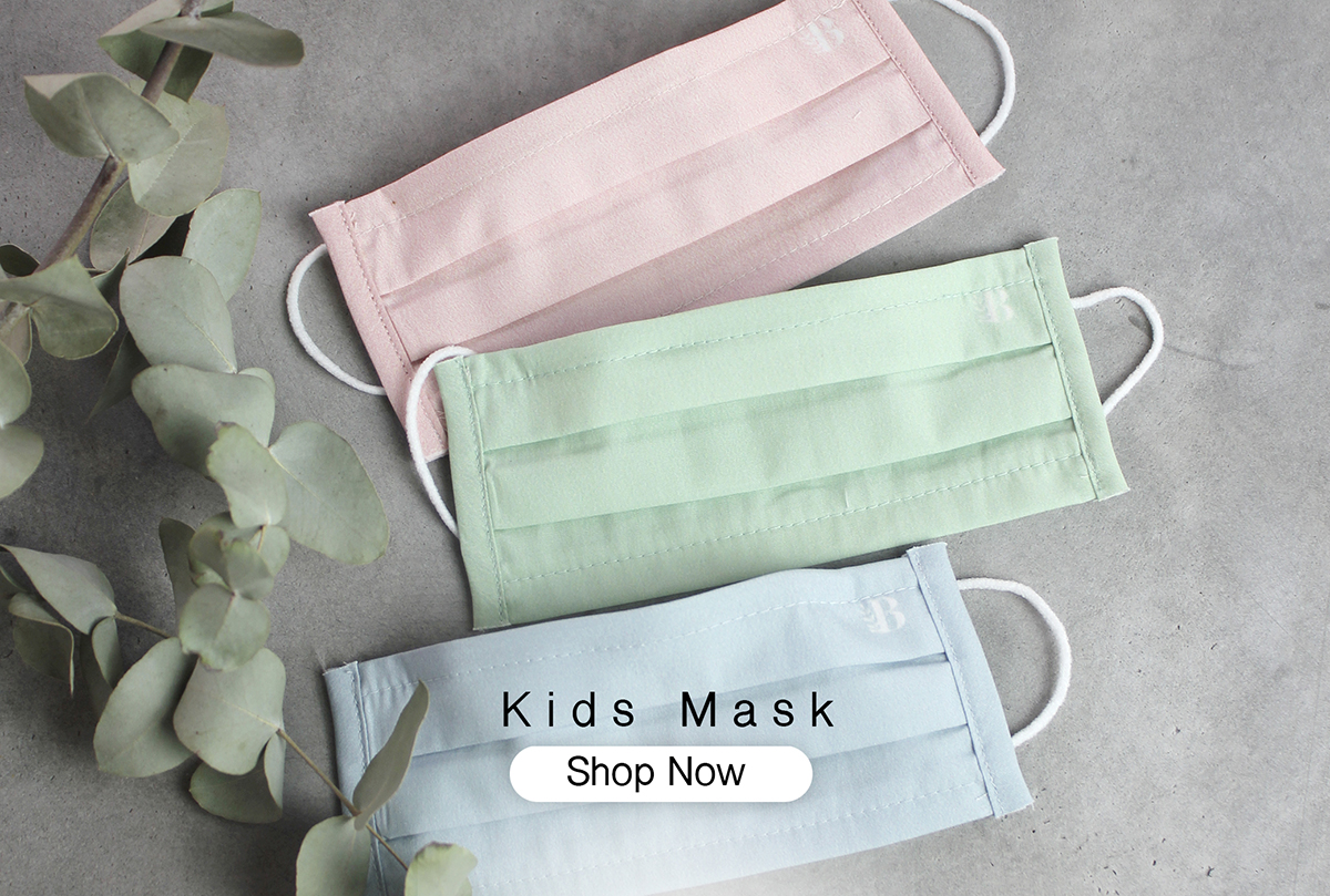 kids mask #BCollection